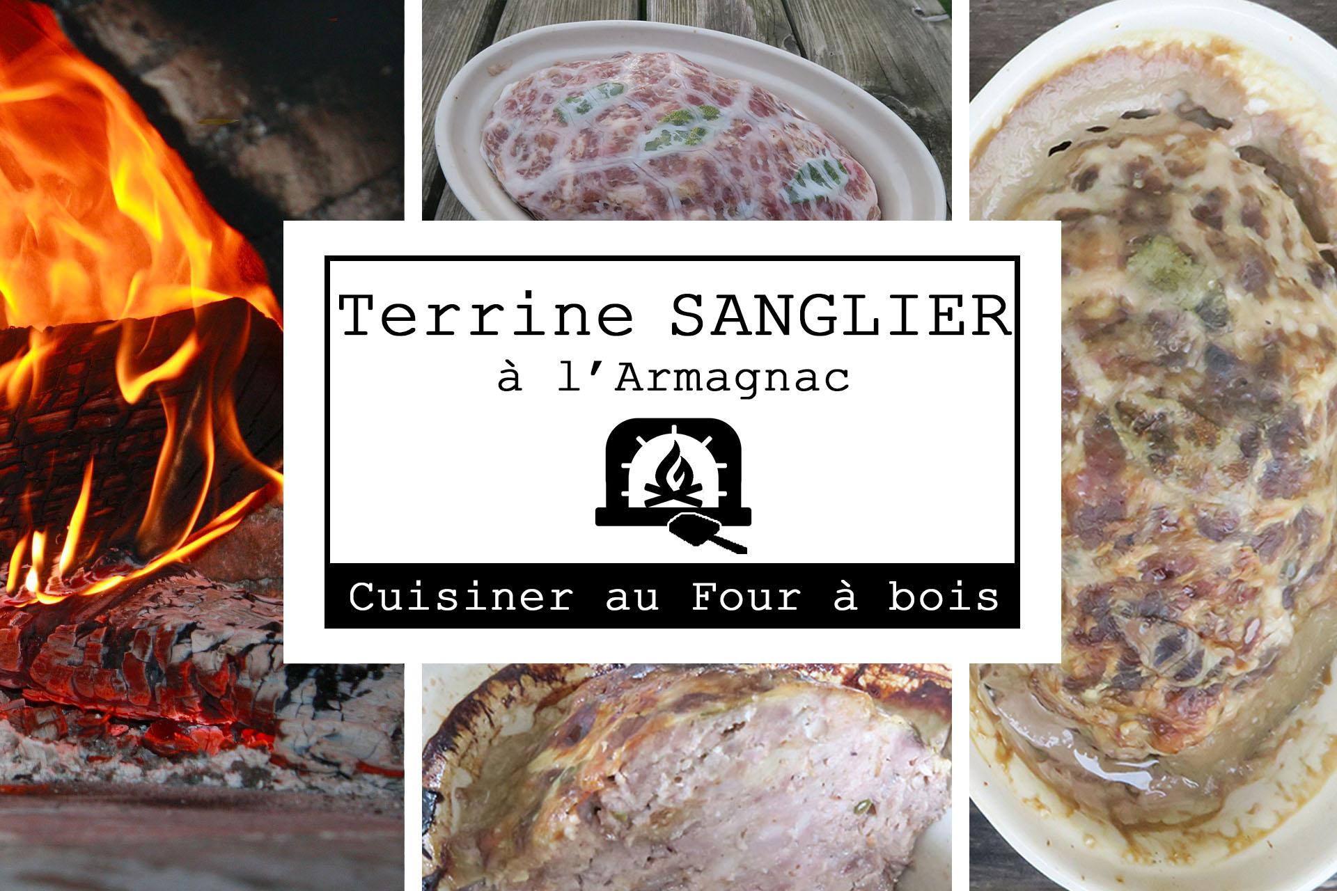 Terrine de Sanglier à l'Armagnac